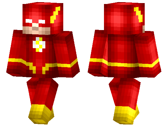 The Flash skin
