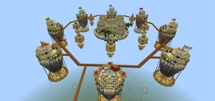 SkyWars 2 map [PvP]