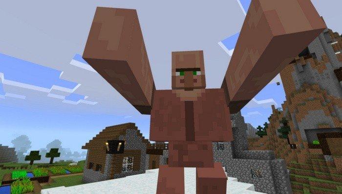 Giant villager