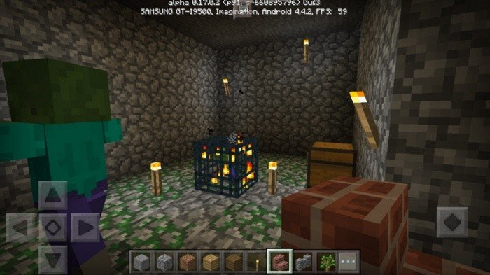 Monster Spawner with zombies