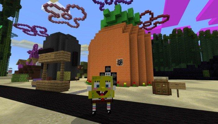 SpongeBob SquarePants mod