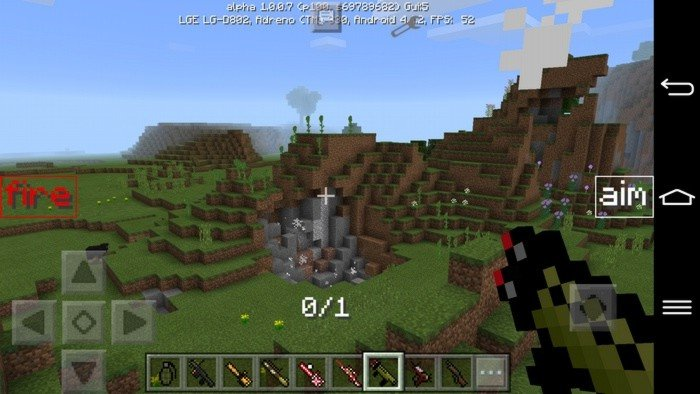 Weapons Mod For Minecraft PE - Minecraft flans mod server 1 8 erstellen
