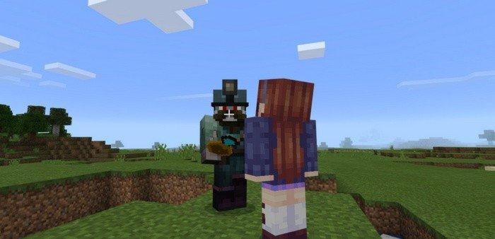 Minecraft girlfriend mod download free
