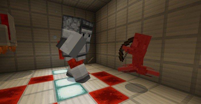 Redstone Robot