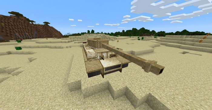 how to install minecraft world of tanks mod