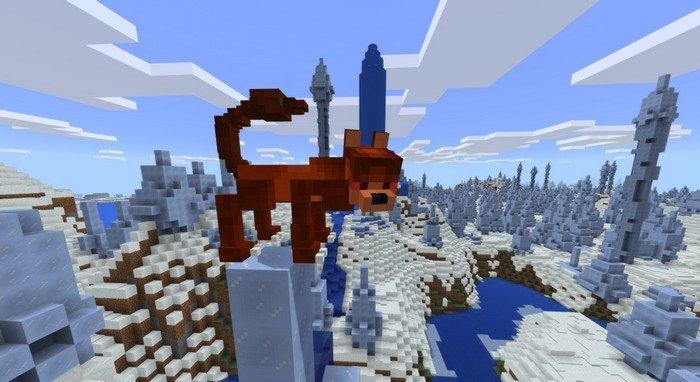 Сhimera - new mythic creature