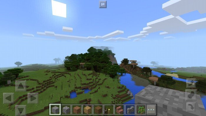 minecraft pe how to find seeds