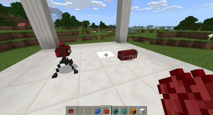 Use lapis lazuli on Toolbox to create a sentry