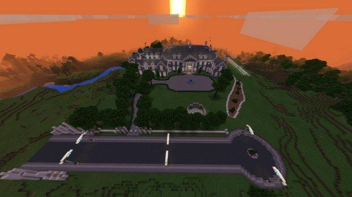 mapas de minecraft pe para download