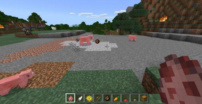 pig companion mod for minecraft pe 1 2 0