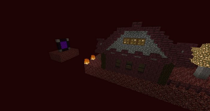 Survival Island map for Minecraft PE 1.2.11
