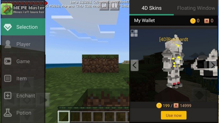 Download MCPE Master for Minecraft PE 1.7.1