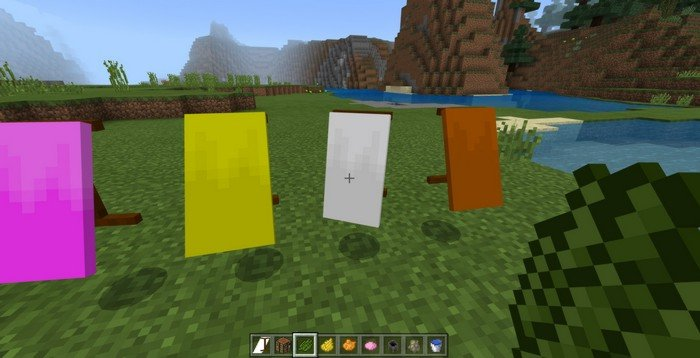 Capes mod for Minecraft PE 1 11 4