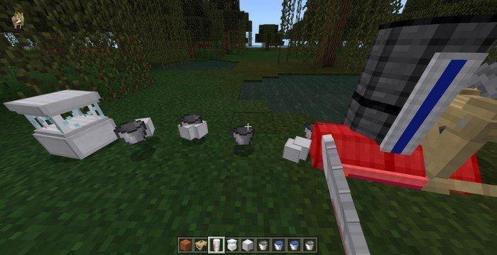 Storage++ addon for Minecraft PE 1.8.1