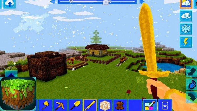 Download Minecraft PE 1 12 0 » Best mods, textures and maps