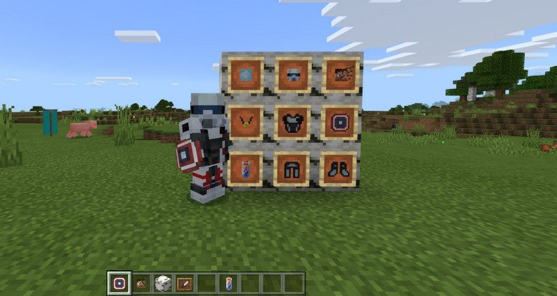 Download Avengers Endgame addon for Minecraft PE 1 11 4