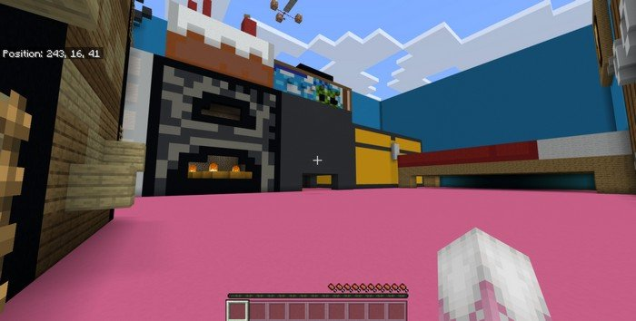 Parkour Paradise for Minecraft PE 1.12.0