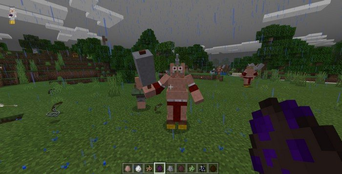 Vanilla Twilight addon for Minecraft PE 1.12.0