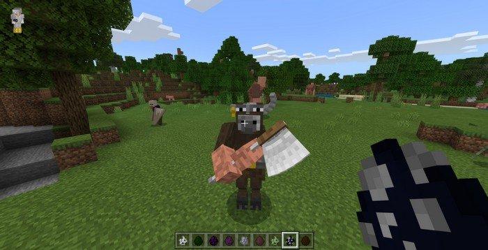 Vanilla Twilight addon for Minecraft PE 1.12.0