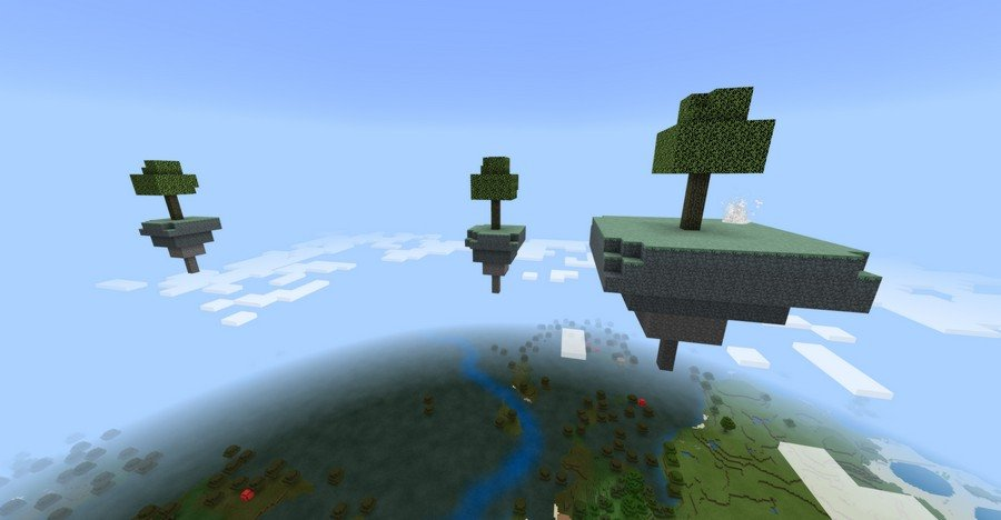 Aether islands
