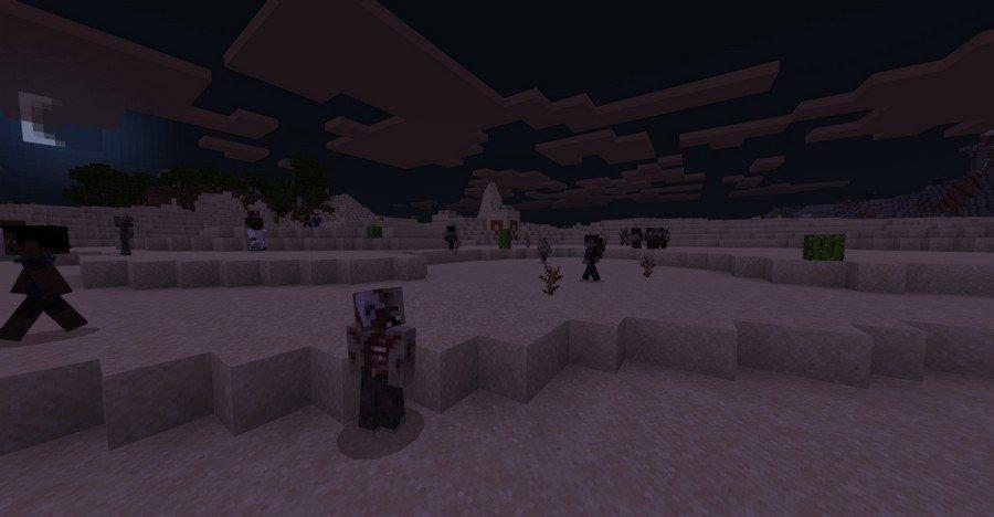 ApocalypseZ addon for Minecraft 1.13.1