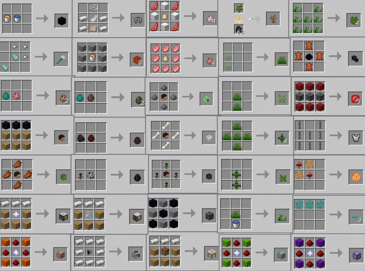 Un-craftable items addon for Minecraft PE 10.106.10